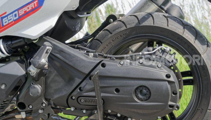Prova BMW C 650 Sport HP, sempre più maturo…e sportivo! - Foto 17 di 54