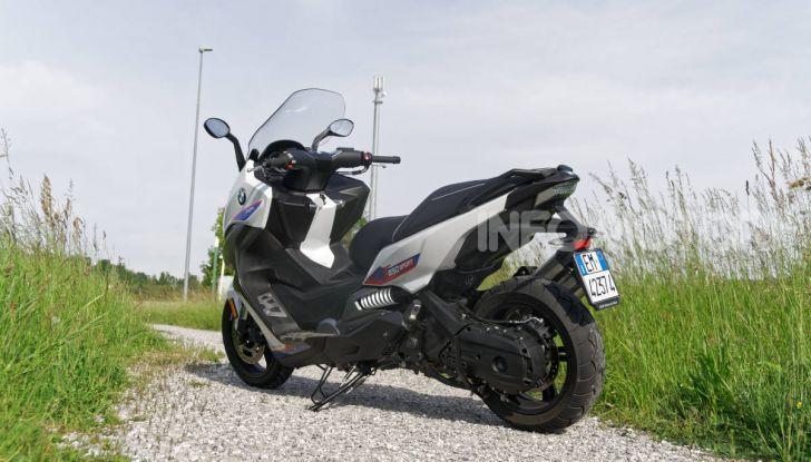 Prova BMW C 650 Sport HP, sempre più maturo…e sportivo! - Foto 19 di 54