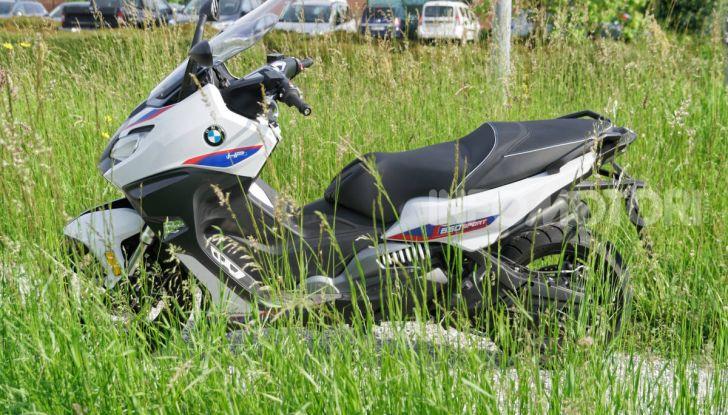 Prova BMW C 650 Sport HP, sempre più maturo…e sportivo! - Foto 20 di 54