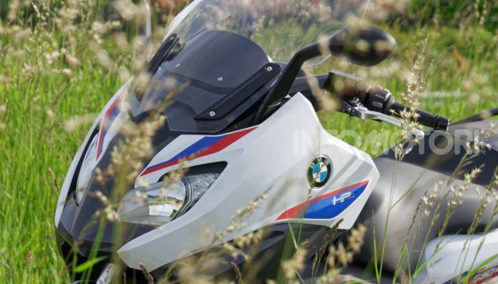 Prova BMW C 650 Sport HP, sempre più maturo…e sportivo! - Foto 21 di 54