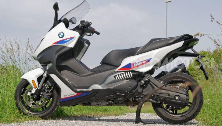 Prova BMW C 650 Sport HP, sempre più maturo…e sportivo! - Foto 25 di 54