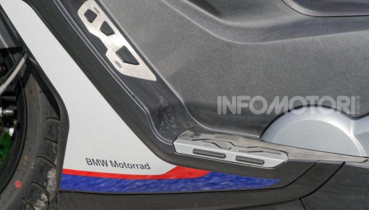 Prova BMW C 650 Sport HP, sempre più maturo…e sportivo! - Foto 27 di 54