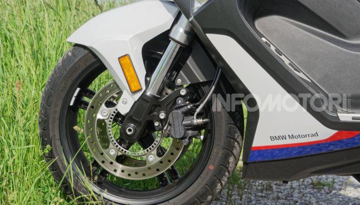 Prova BMW C 650 Sport HP, sempre più maturo…e sportivo! - Foto 28 di 54