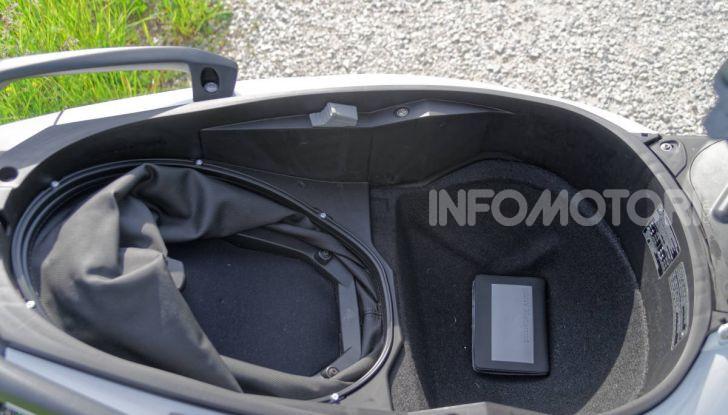 Prova BMW C 650 Sport HP, sempre più maturo…e sportivo! - Foto 29 di 54