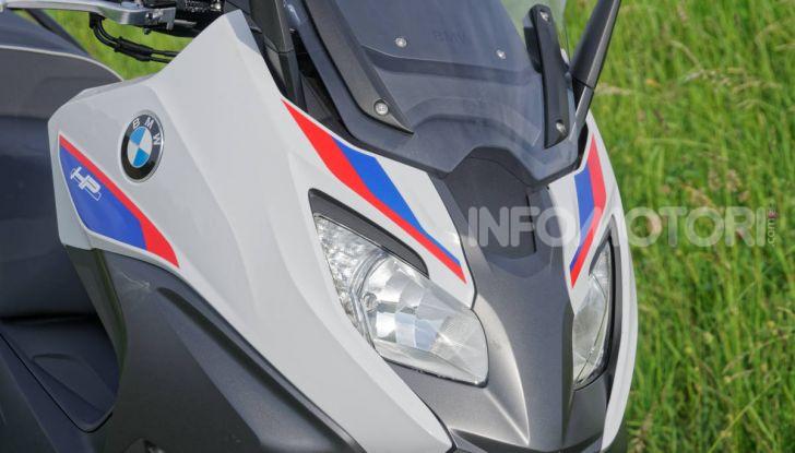 Prova BMW C 650 Sport HP, sempre più maturo…e sportivo! - Foto 33 di 54
