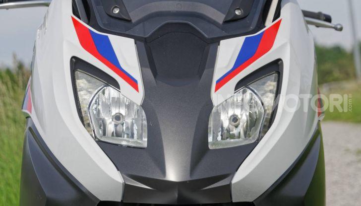 Prova BMW C 650 Sport HP, sempre più maturo…e sportivo! - Foto 34 di 54
