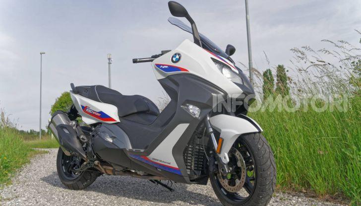 Prova BMW C 650 Sport HP, sempre più maturo…e sportivo! - Foto 35 di 54