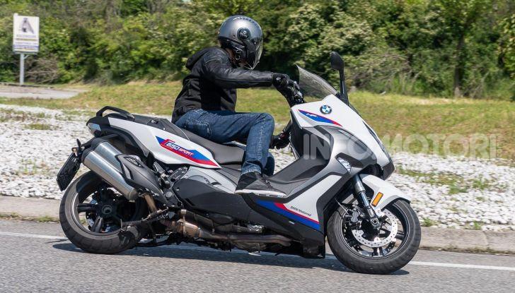 Prova BMW C 650 Sport HP, sempre più maturo…e sportivo! - Foto 40 di 54