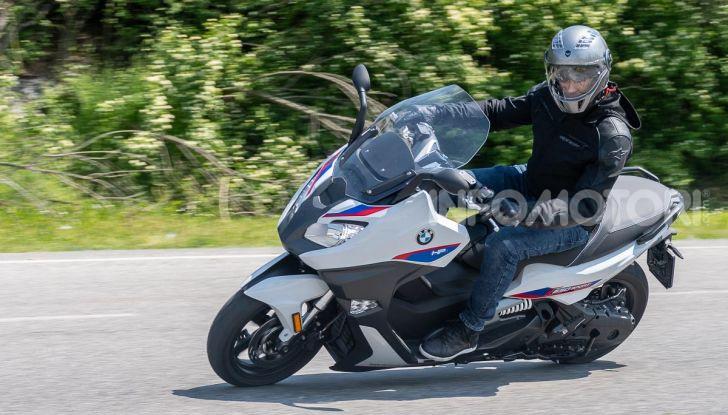 Prova BMW C 650 Sport HP, sempre più maturo…e sportivo! - Foto 43 di 54