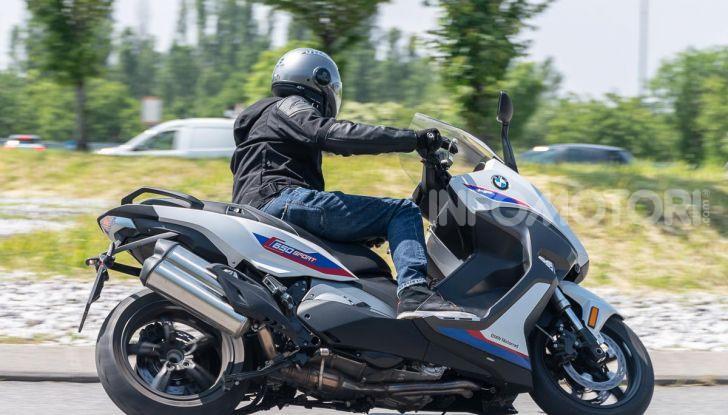 Prova BMW C 650 Sport HP, sempre più maturo…e sportivo! - Foto 45 di 54