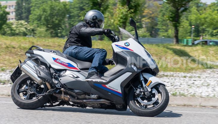 Prova BMW C 650 Sport HP, sempre più maturo…e sportivo! - Foto 47 di 54