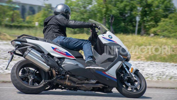 Prova BMW C 650 Sport HP, sempre più maturo…e sportivo! - Foto 48 di 54