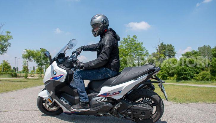 Prova BMW C 650 Sport HP, sempre più maturo…e sportivo! - Foto 53 di 54