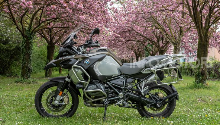 BMW R1250GS ADVENTURE EXCLUSIVE estetica