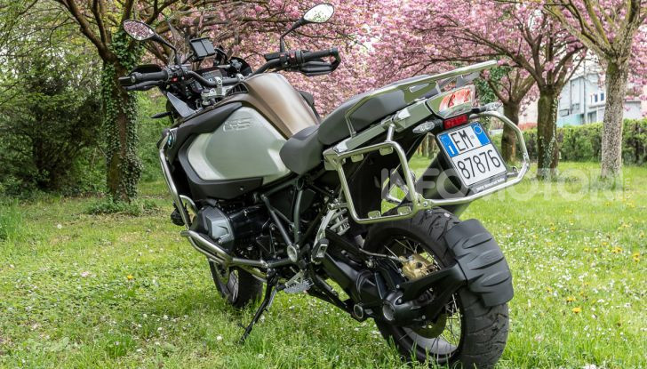 Prova video BMW R1250GS Adventure 2019 – Quanto è cresciuta la regina? - Foto 4 di 37