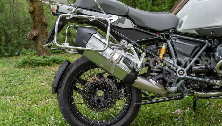 Prova video BMW R1250GS Adventure 2019 – Quanto è cresciuta la regina? - Foto 20 di 37