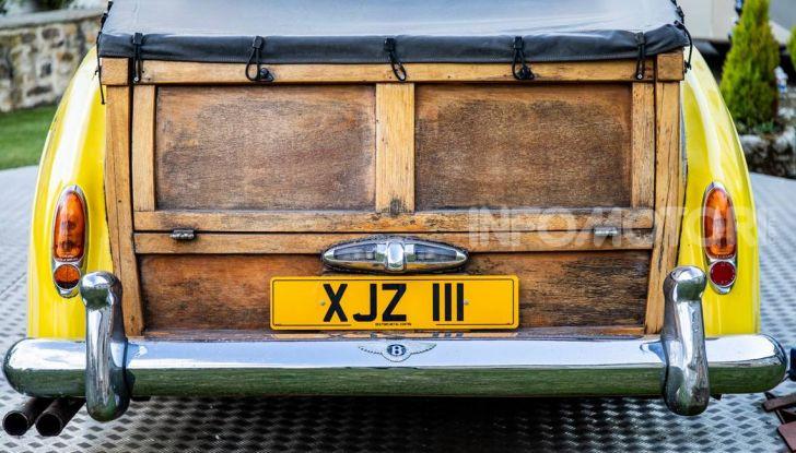 Bentley, non solo SUV: ecco il pick-up di lusso - Foto 4 di 23