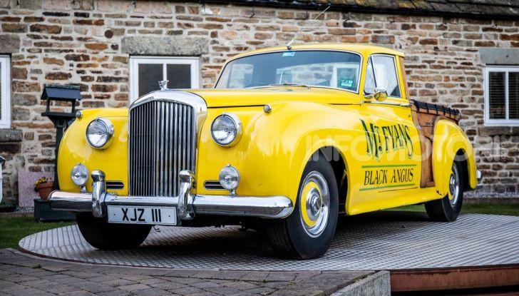 Bentley, non solo SUV: ecco il pick-up di lusso - Foto 3 di 23