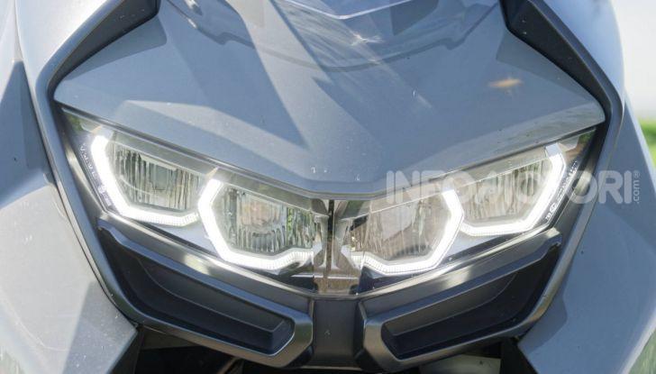 Prova BMW C400 GT: quasi perfetto, ma non a buon mercato - Foto 23 di 44