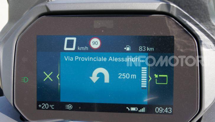 Prova BMW C400 GT: quasi perfetto, ma non a buon mercato - Foto 27 di 44
