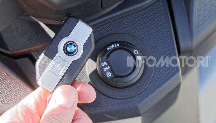 Prova BMW C400 GT: quasi perfetto, ma non a buon mercato - Foto 33 di 44