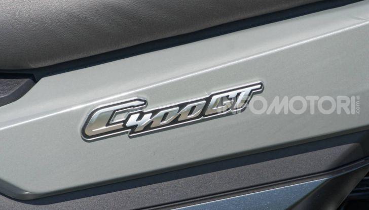 Prova BMW C400 GT: quasi perfetto, ma non a buon mercato - Foto 35 di 44
