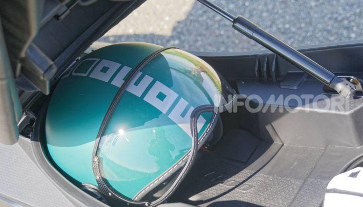 Prova BMW C400 GT: quasi perfetto, ma non a buon mercato - Foto 43 di 44