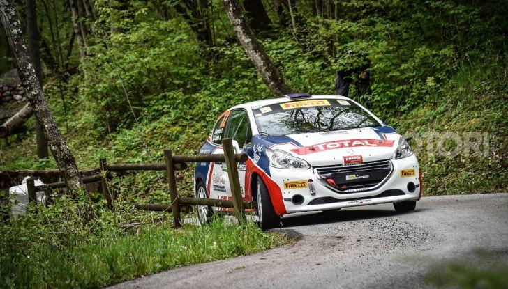Peugeot Competition – A Piancavallo Rovatti si prende gara e primato - Foto 5 di 8