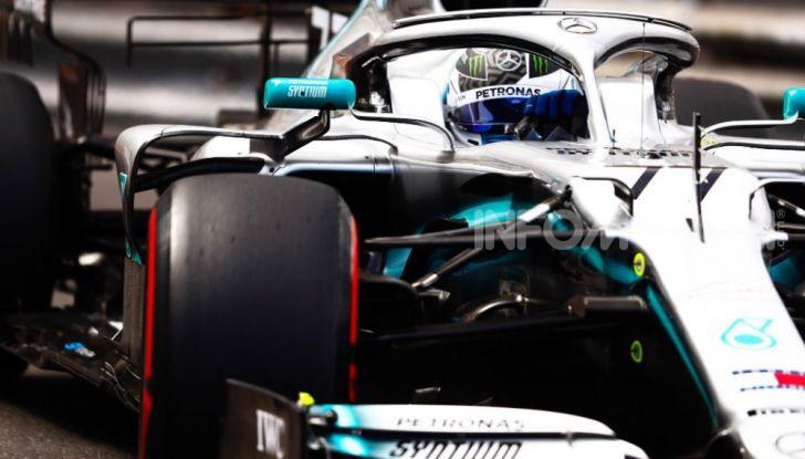 F1 2019 GP Monaco, prove libere: Mercedes in vetta con Hamilton davanti a Bottas, Vettel terzo - Foto 3 di 32