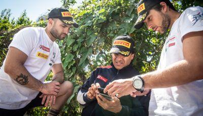 I commenti di Ciuffi e Andreucci dopo la terza vittoria Peugeot