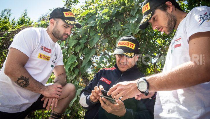I commenti di Ciuffi e Andreucci dopo la terza vittoria Peugeot - Foto 1 di 3