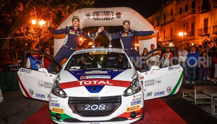 I commenti di Ciuffi e Andreucci dopo la terza vittoria Peugeot - Foto 2 di 3