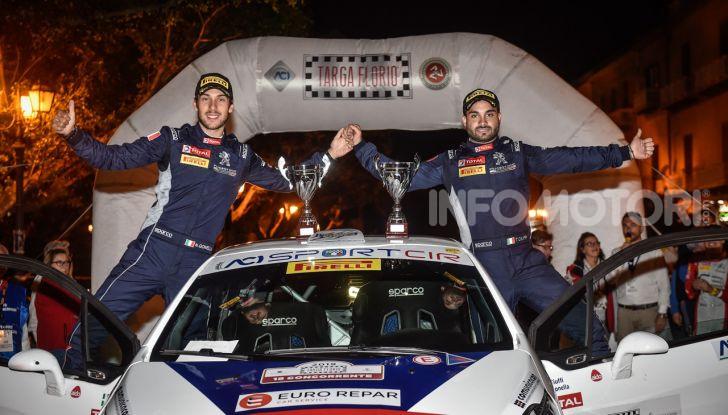 I commenti di Ciuffi e Andreucci dopo la terza vittoria Peugeot - Foto 3 di 3
