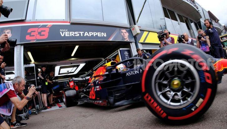 F1 2019 GP Monaco, qualifiche: Hamilton fa la magia e centra la pole davanti a Bottas e Verstappen, Vettel solo quarto - Foto 18 di 32
