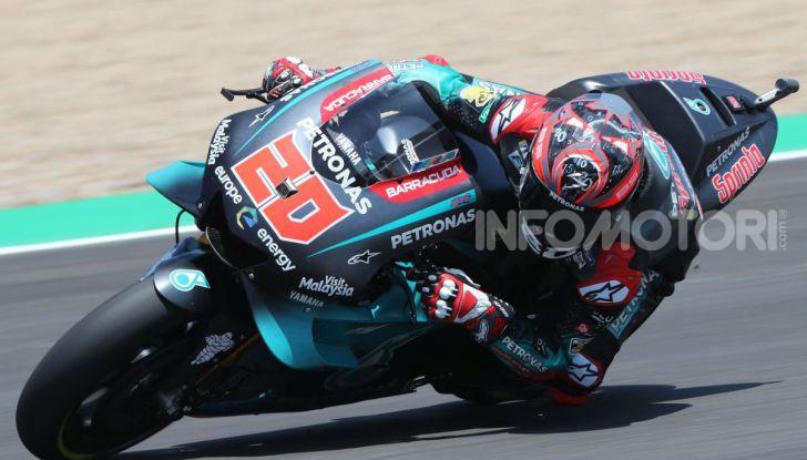 MotoGP 2019 GP di Francia, Le Mans: Vinales e la Yamaha dominano le libere del venerdì, Rossi in difficoltà - Foto 11 di 19