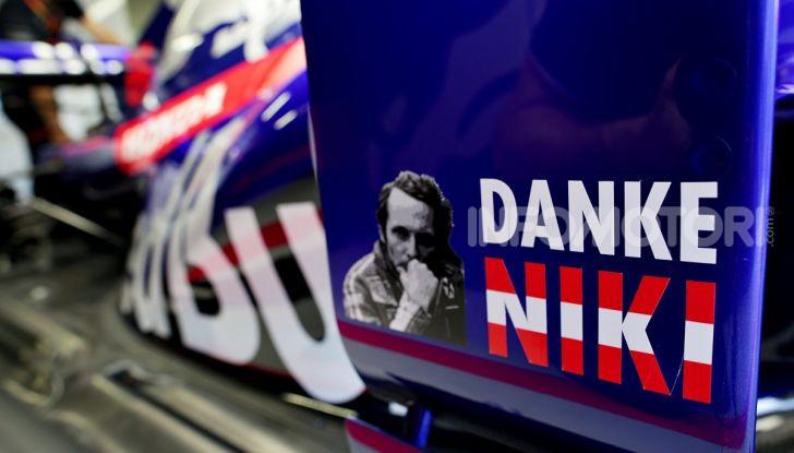 F1 2019 GP Monaco: il ricordo di Niki Lauda a Montecarlo - Foto 12 di 18