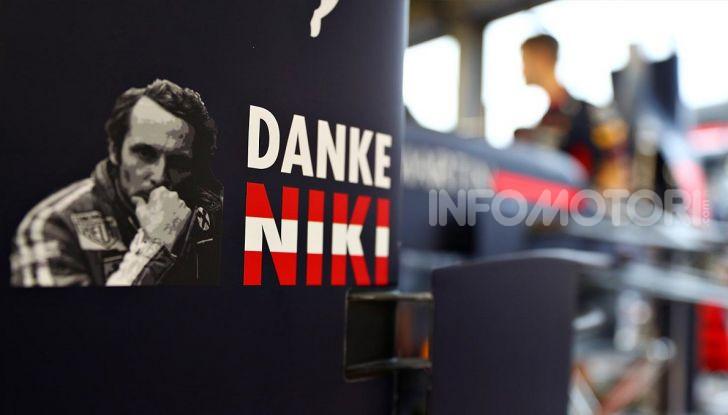 F1 2019 GP Monaco: il ricordo di Niki Lauda a Montecarlo - Foto 10 di 18
