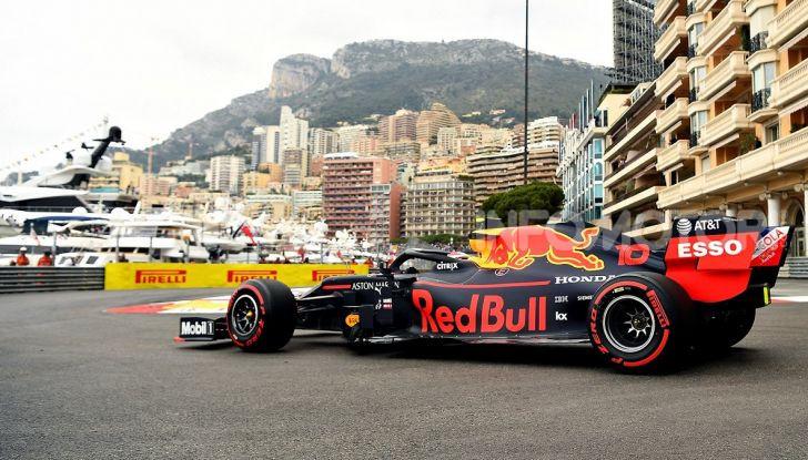F1 2019 GP Monaco, prove libere: Mercedes in vetta con Hamilton davanti a Bottas, Vettel terzo - Foto 15 di 32