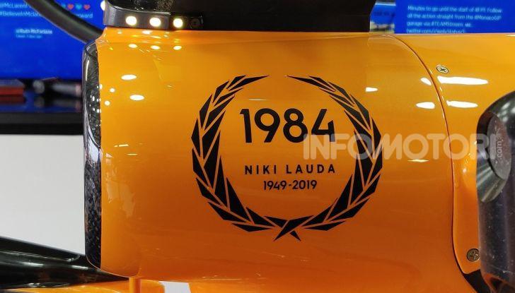 F1 2019 GP Monaco: il ricordo di Niki Lauda a Montecarlo - Foto 17 di 18