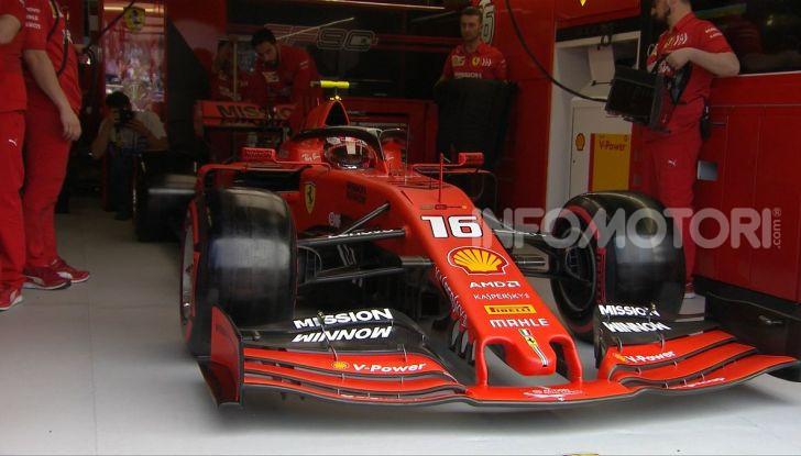 F1 2019 GP Monaco, prove libere: Mercedes in vetta con Hamilton davanti a Bottas, Vettel terzo - Foto 9 di 32