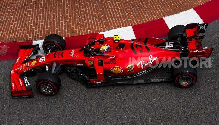 F1 2019 GP Monaco, prove libere: Mercedes in vetta con Hamilton davanti a Bottas, Vettel terzo - Foto 6 di 32