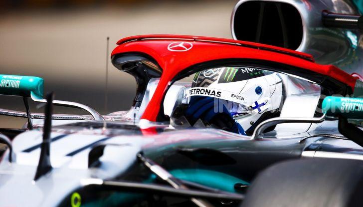 F1 2019 GP Monaco, prove libere: Mercedes in vetta con Hamilton davanti a Bottas, Vettel terzo - Foto 4 di 32