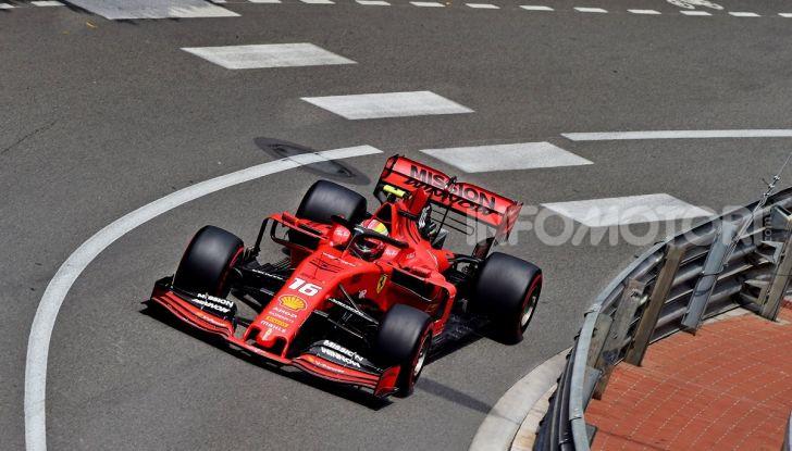 F1 2019 GP Monaco, prove libere: Mercedes in vetta con Hamilton davanti a Bottas, Vettel terzo - Foto 5 di 32