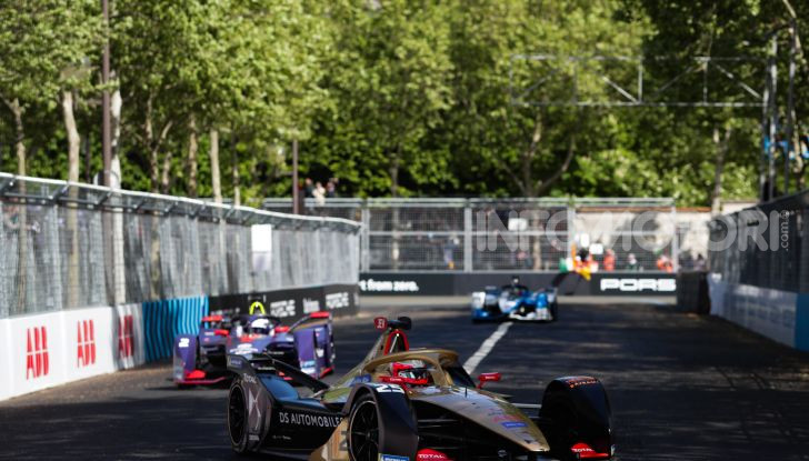 Formula E: DS TECHEETAH arriva a Monaco per rafforzare la sua leadership - Foto  di
