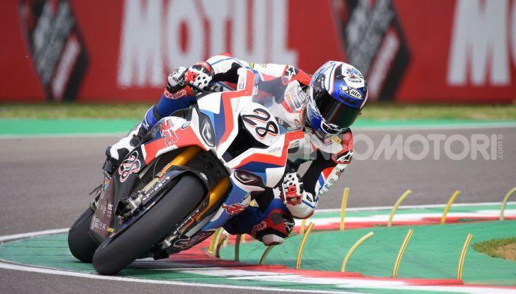 SBK 2019 GP d'Italia: a Imola Jonathan Rea rompe il dominio di Bautista e della Ducati - Foto 30 di 35