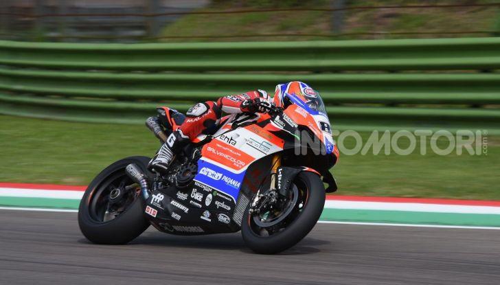 SBK 2019 GP d'Italia: a Imola Jonathan Rea rompe il dominio di Bautista e della Ducati - Foto 25 di 35