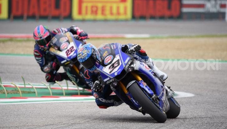 SBK 2019 GP d'Italia: a Imola Jonathan Rea rompe il dominio di Bautista e della Ducati - Foto 5 di 35