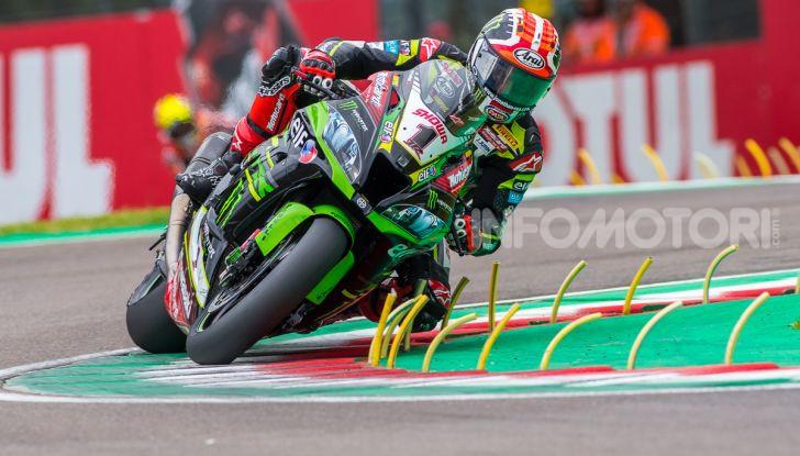 SBK 2019 GP d'Italia: a Imola Jonathan Rea rompe il dominio di Bautista e della Ducati - Foto 32 di 35