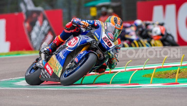SBK 2019 GP d'Italia: a Imola Jonathan Rea rompe il dominio di Bautista e della Ducati - Foto 10 di 35
