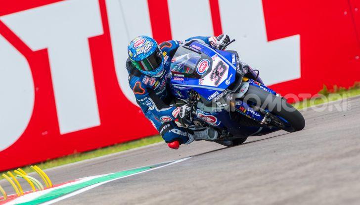 SBK 2019 GP d'Italia: a Imola Jonathan Rea rompe il dominio di Bautista e della Ducati - Foto 26 di 35